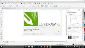 CorelDraw X8 Crack Keygen + Serial Number Free {2019}